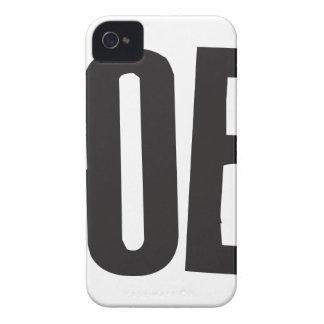 Aflicciones Case-Mate iPhone 4 Coberturas
