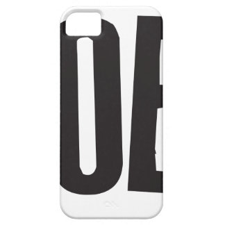 Aflicciones iPhone 5 Carcasas