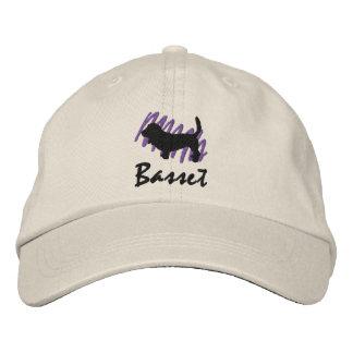 Afloramiento garabateado gorras bordadas
