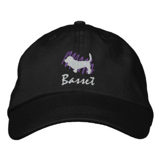 Afloramiento garabateado gorra de béisbol