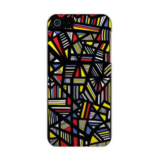 Afluente confiable sincero afilado carcasa de iphone 5 incipio feather shine