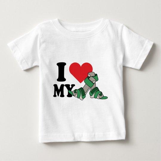 AFO Love Baby T Baby T-Shirt