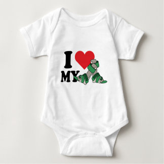 AFO Love Infant T Baby Bodysuit