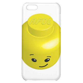 AFOL minifig head iPhone 5C Covers