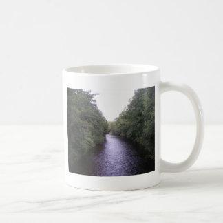 Afon Rheidol near Aberystwyth Coffee Mug