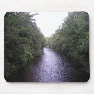 Afon Rheidol near Aberystwyth Mouse Pad