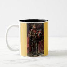 Afonso Henriques*, First Portuguese King Mug (1)