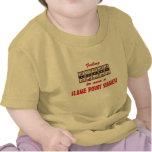 Afortunado a propio un diseño siamés del gato de l camiseta