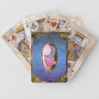 Afortunado luna deck of cards
