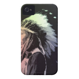 Afraid Of Eagle - Sioux Blackberry Bold Cover