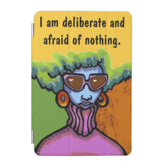 Afraid of Nothing Mini iPad cover