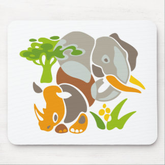 Africa-01 Mouse Pads
