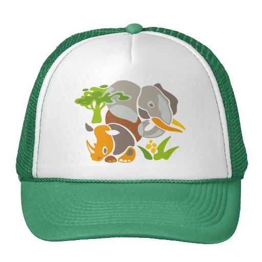 Africa-01 Trucker Hat