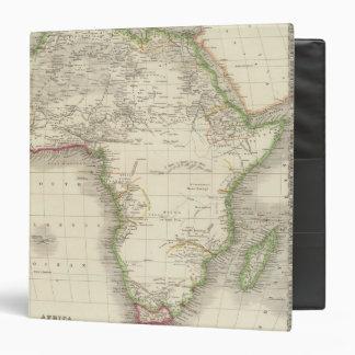 "África 10 carpeta 1 1/2"""
