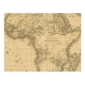 África 11 postal