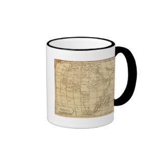 África 11 tazas de café