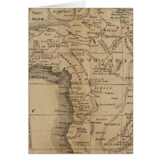 Africa 12 card