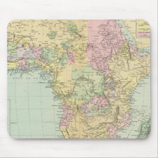 Africa 12 mouse pad
