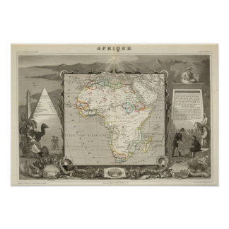 Africa 12 print
