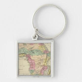 África 13 llavero personalizado