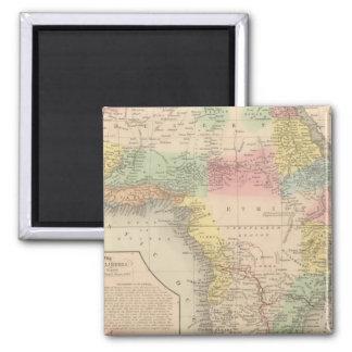 Africa 13 magnet