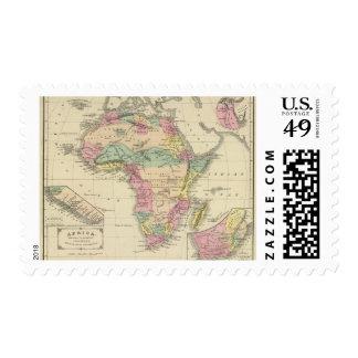 Africa 13 postage