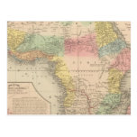 África 13 tarjeta postal