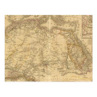 África 14 postal