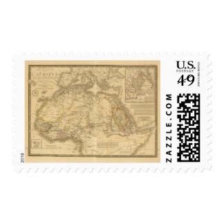 África 14 sellos