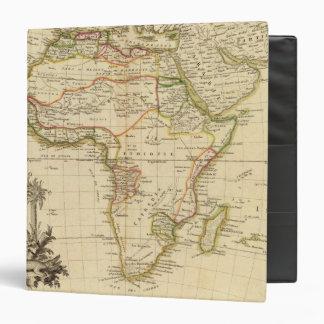 "África 15 carpeta 1 1/2"""