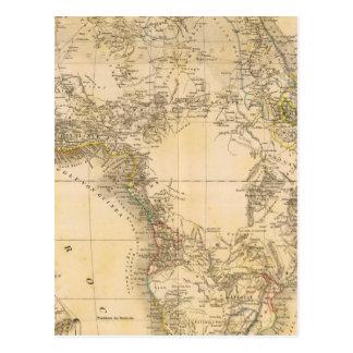 África 15 postal