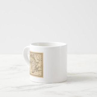 Africa 16 6 oz ceramic espresso cup
