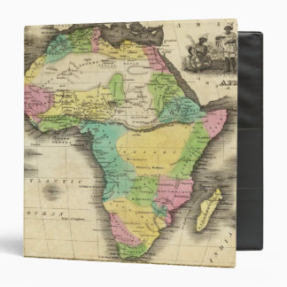 Africa 16 binders