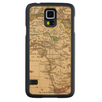 Africa 16 carved® maple galaxy s5 case