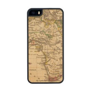 Africa 16 carved® maple iPhone 5 slim case