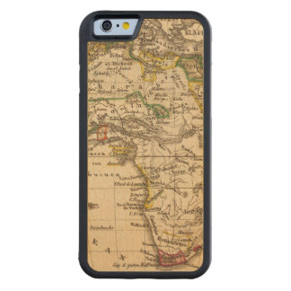 Africa 16 carved® maple iPhone 6 bumper