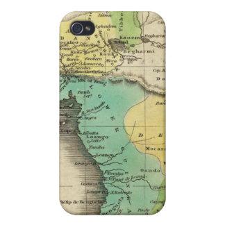 África 16 iPhone 4/4S funda