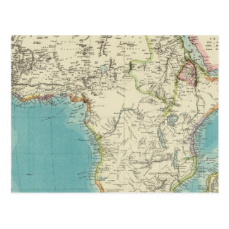 África 17 postales