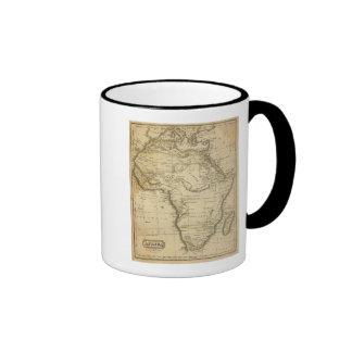 África 17 tazas de café