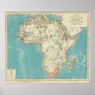 África 18 póster