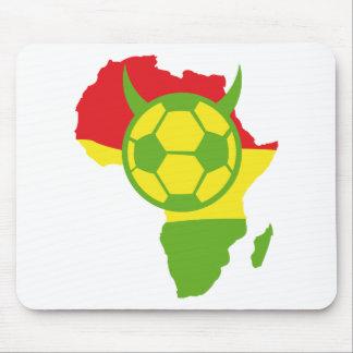africa 2010 soccer devil mouse pad