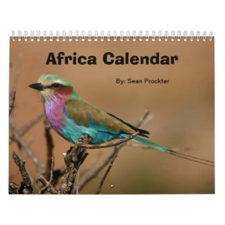 Africa 2011-2012 Calendar
