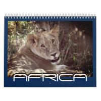 africa 2021 15 month calendar
