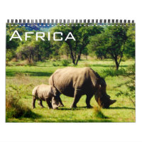 africa 2021 calendar