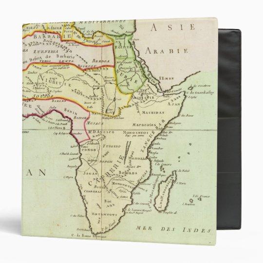 Africa 20 3 ring binder