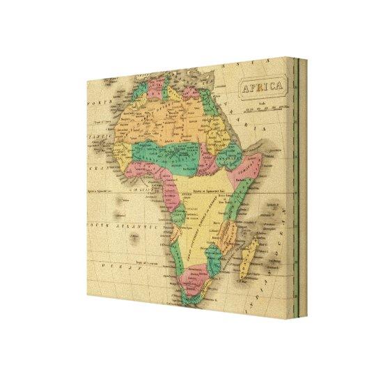 Africa 20 canvas print