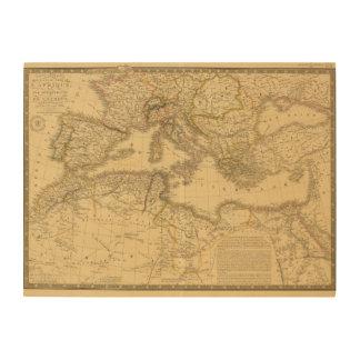África 20 cuadros de madera