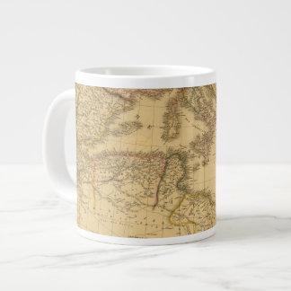 Africa 20 giant coffee mug