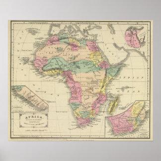 África 21 póster