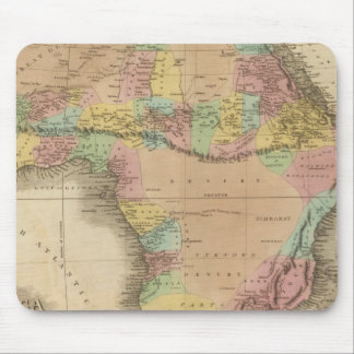 Africa 23 mouse pad